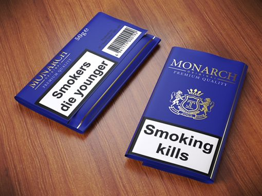 Smoking Tobacco MONARCH export