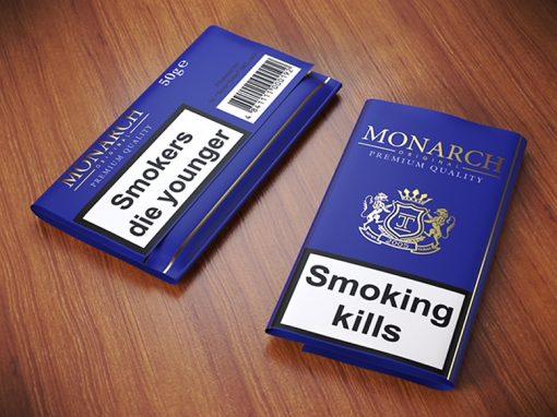 Табак курительный MONARCH export
