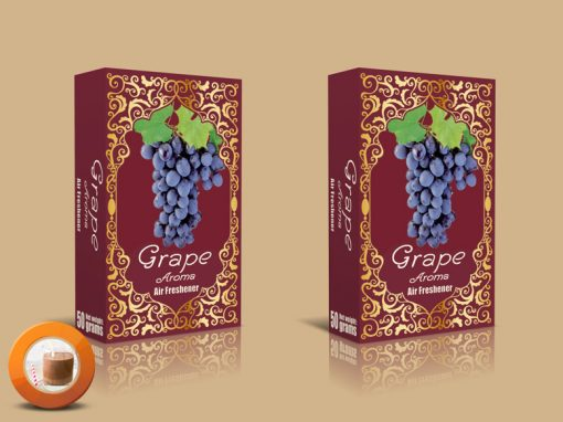 Grape Aroma Milk Chocolate